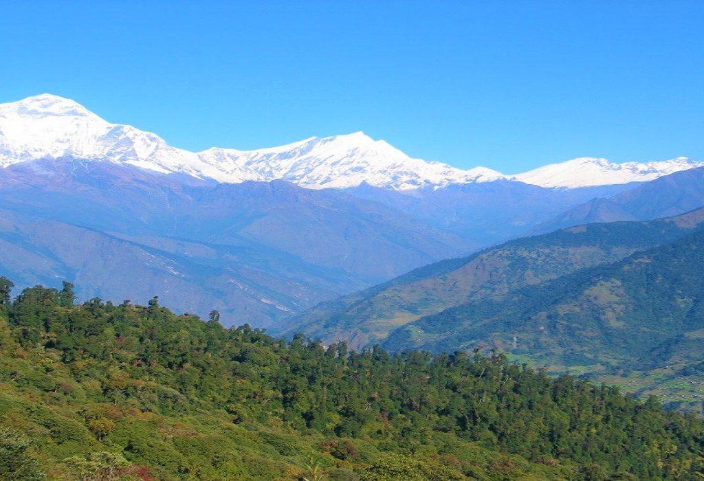 ghorepanipoonhill trekking